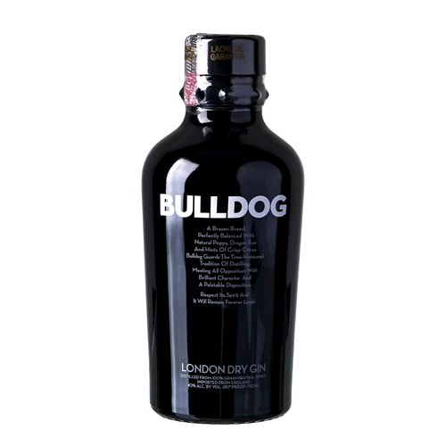 GIN BULLDOG 750 ML
