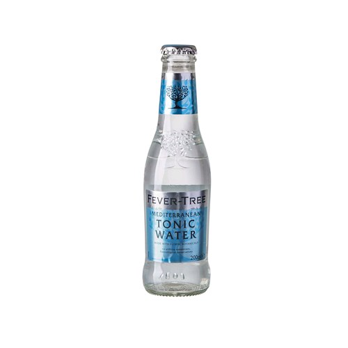 AGUA TONICA FEVER TREE MEDITERRANEA 200 ML