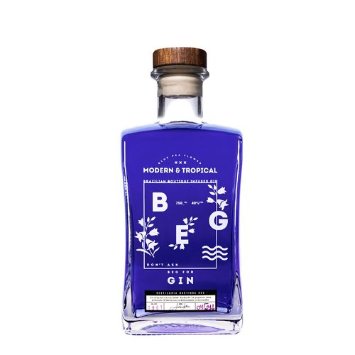 GIN BEG MODERN & TROPICAL 750 ML