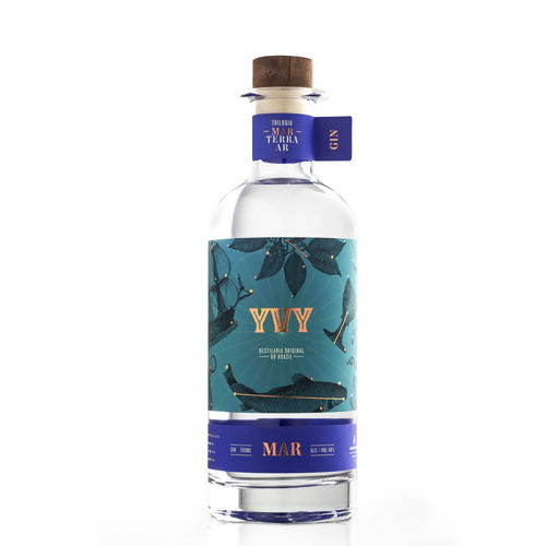 GIN YVY MAR 700ML