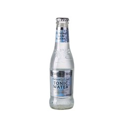 AGUA TONICA FEVER TREE NATURALLY LIGHT 200 ML