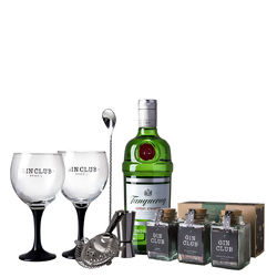 KIT GIN CLUB TANQUERAY